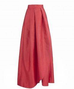 Falda larga vestir