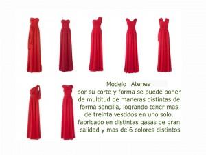 Vestido Atenea multiformas blog
